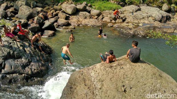 Sungainya bersih (Dadang Hermansyah/detikTravel)