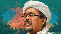 Lobi-lobi untuk Lepaskan Habib Rizieq