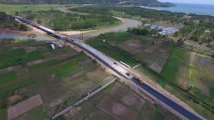 Ilustrasi jalur selatan Jawa/Foto: Dok. Kementerian PUPR