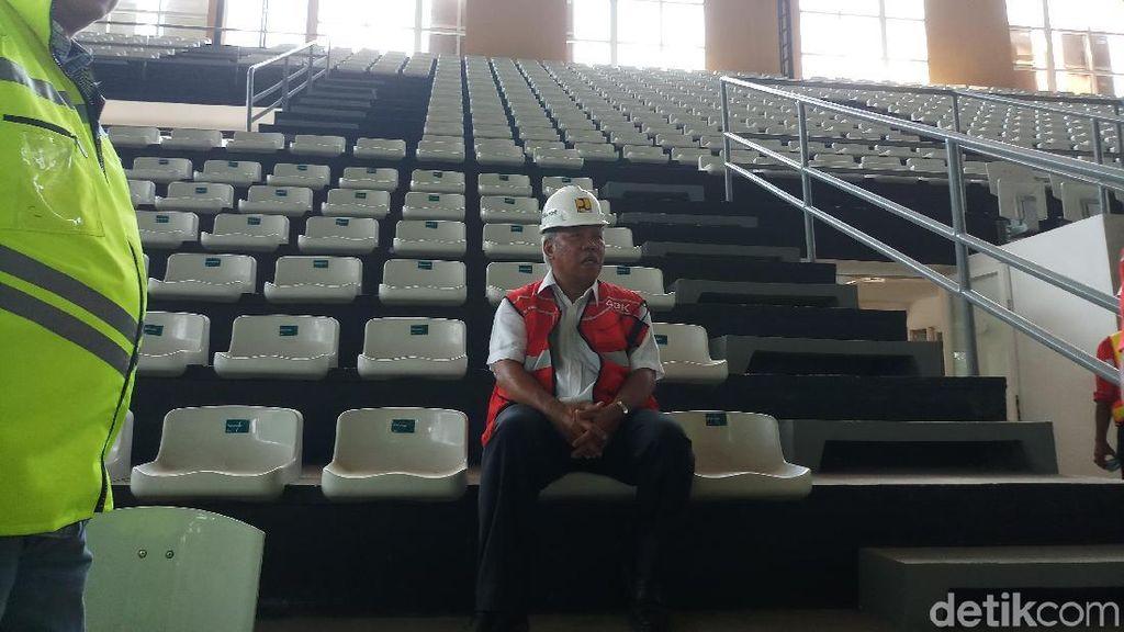 Menteri PUPR: Tiga Venue Tersisa Bakal Kelar sebelum Asian Games