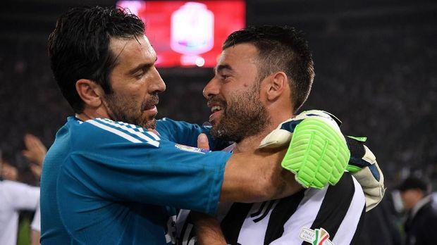 Gianluigi Buffon bakal memainkan laga terakhirnya sebagai pemain Juventus pada akhir pekan ini.