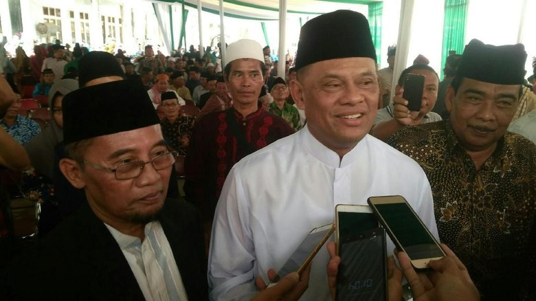 Ketum PAN Rayu Gatot Gabung Timses Prabowo-Sandi