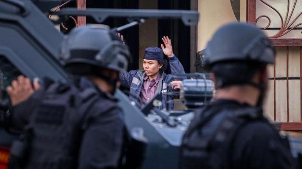 Polisi Bungkam Soal Dugaan Rekaman Aman Abdurrahman