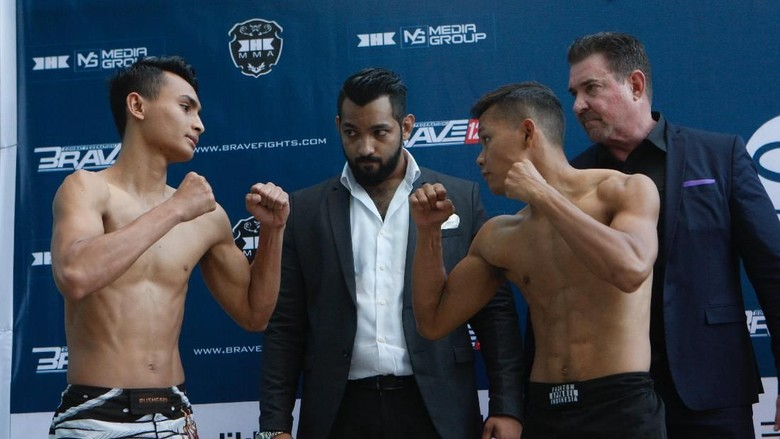 Federasi MMA Indonesia Berharap Brave Rutin Diadakan
