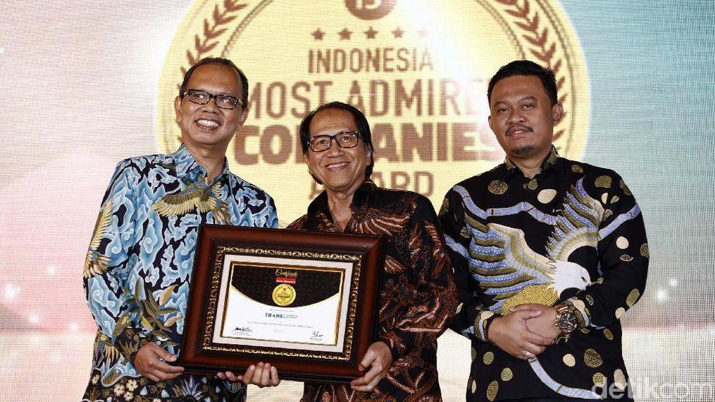 Trans Corp Raih IMACO Award 2018