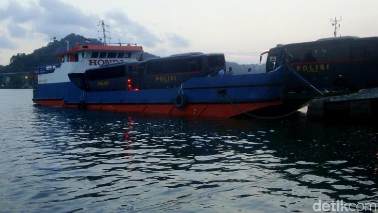 Dipindah di Nusakambangan, Teroris Mako Brimob Huni Sel Perorangan