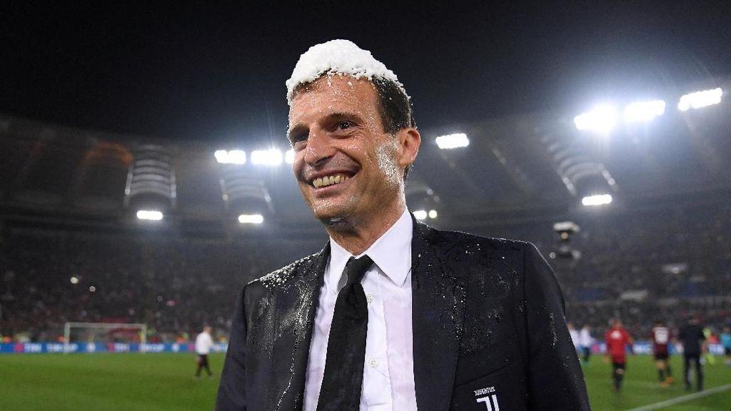 Tolak Madrid, Bukti Cinta Allegri kepada Juventus