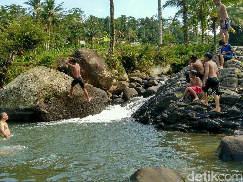 Tempat Wisata Baru di Ciamis, Asyik Buat Basah-basahan