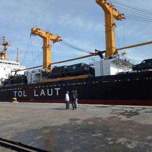 Program Tol Laut Jokowi, dari Natuna hingga Tembus Morotai