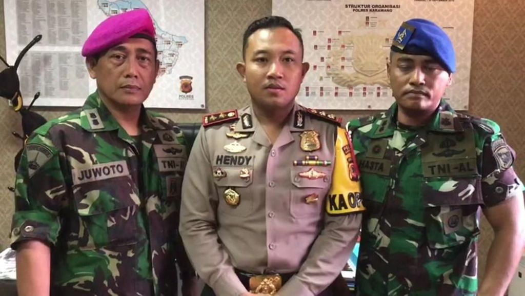 Sambil Ibadah Haji, AKBP Hendy Kurniawan Minta Maaf Lagi ke TNI