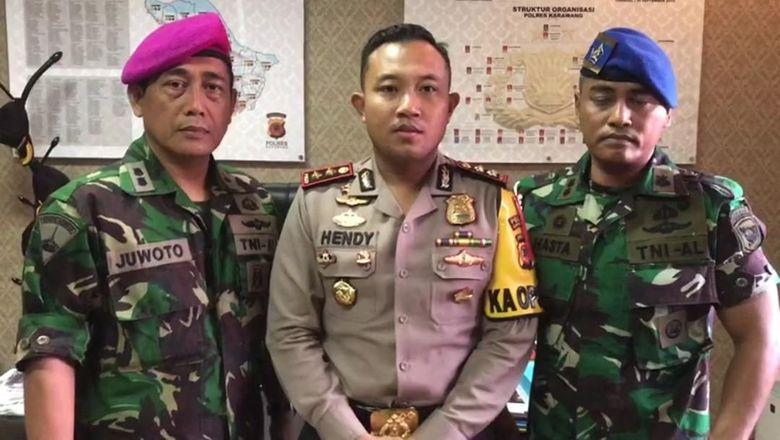 Isu Menyinggung TNI di Balik Mutasi Kapolres Karawang