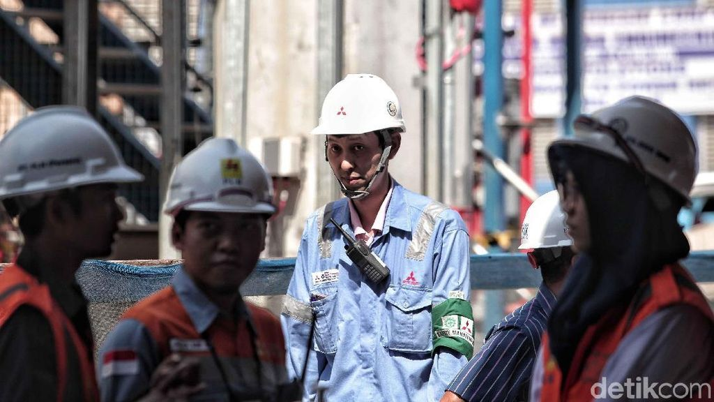 Tenaga Kerja China Paling Banyak di RI, Ada 32.209 Orang