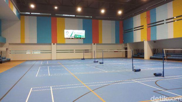 Mengintip Training Facility Baru di GBK