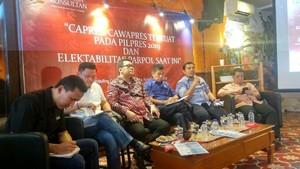 Survei RTK: Gatot hingga AHY Berpeluang Jadi Cawapres Prabowo