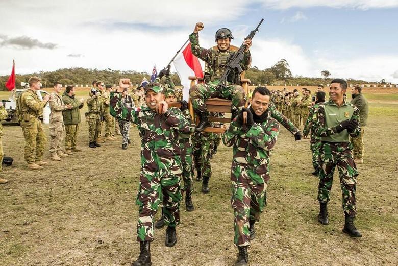 LSI Denny JA: TNI Paling Dipercaya Publik, DPR Peringkat Terbawah