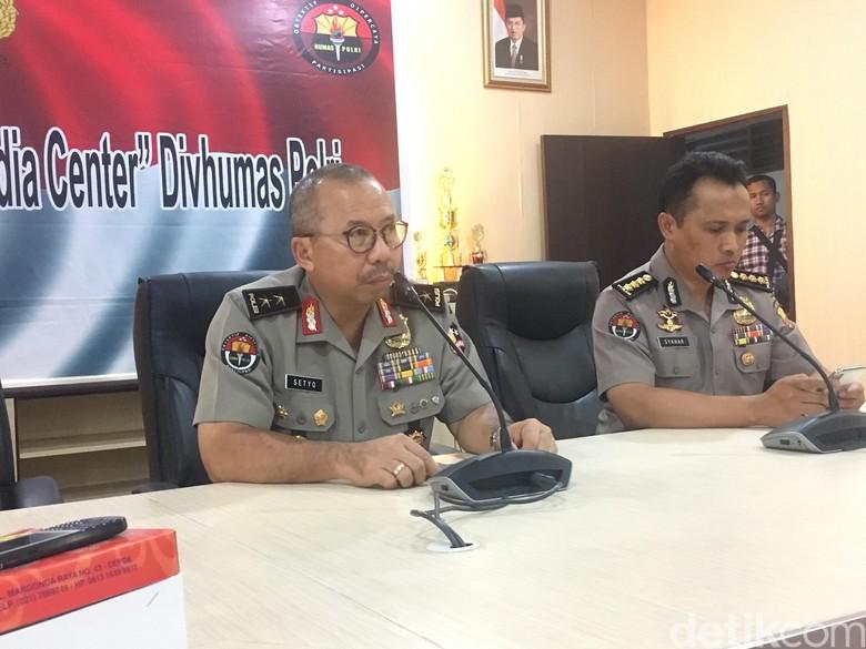 Polri: Ada 40 Napi Teroris Provokator di Rutan Mako Brimob