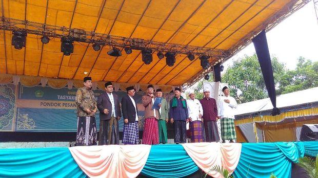 Gatot Dapat Dukungan Maju Pilpres dari Ulama Cirebon