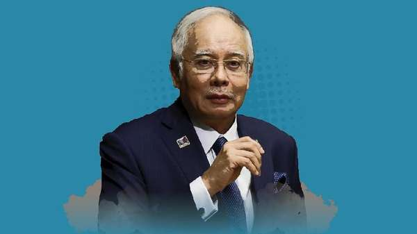 Halangi Penyelidikan 1MDB, Najib Dilaporkan ke Komisi Antikorupsi