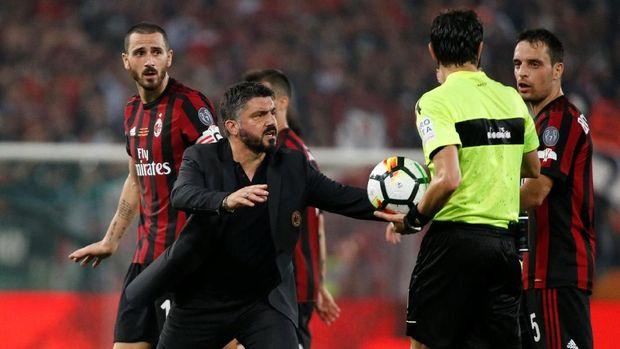 AC Milan akan bermain dari babak grup Liga Europa 2018/2019.