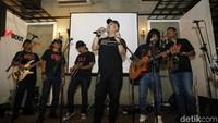 Vokalis sendiri lebih memilih untuk bersolo karier. Foto: Ismail/detikHOT