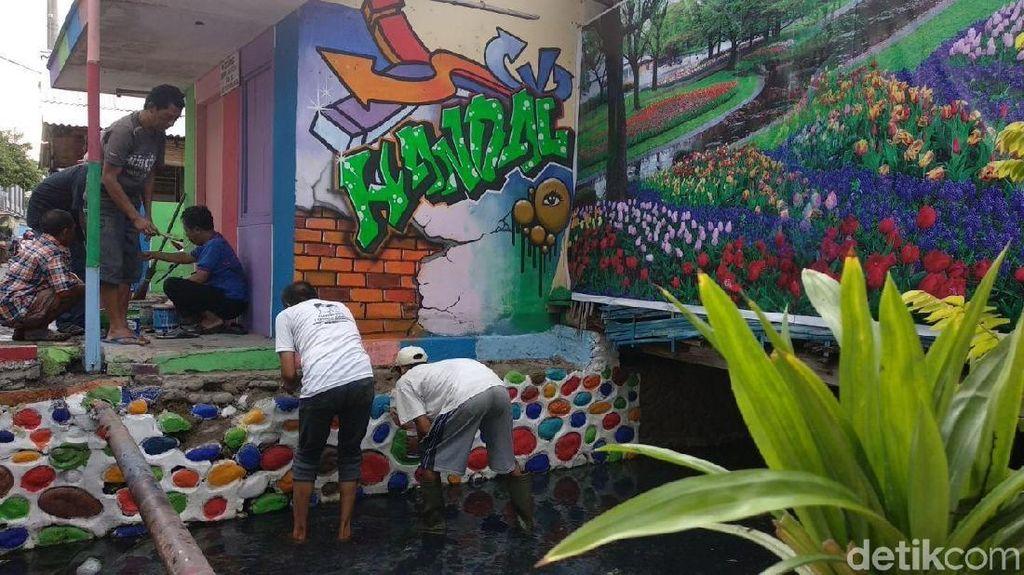 Dijamin Pangling Lihat Kampung Sentono di Probolinggo