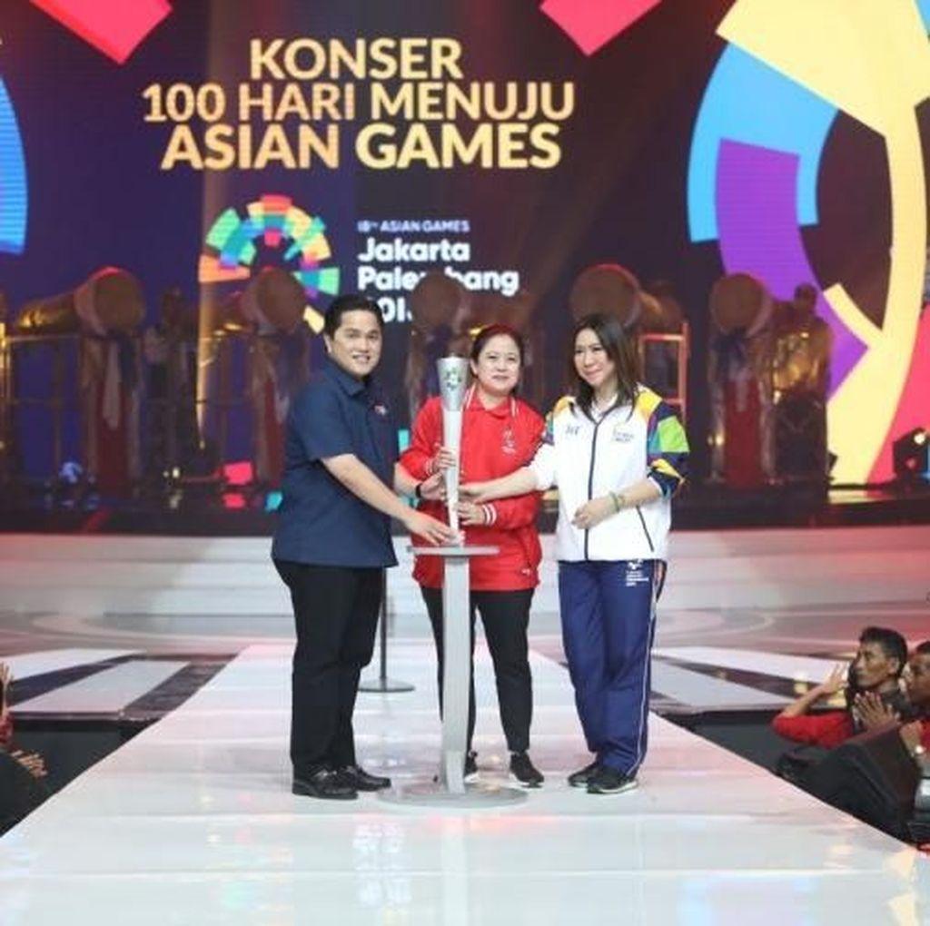 Amankan Kirab Obor Asian Games, INASGOC Libatkan 18 Polda