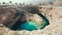 Foto: Lubang Sinkhole Tercantik Sedunia
