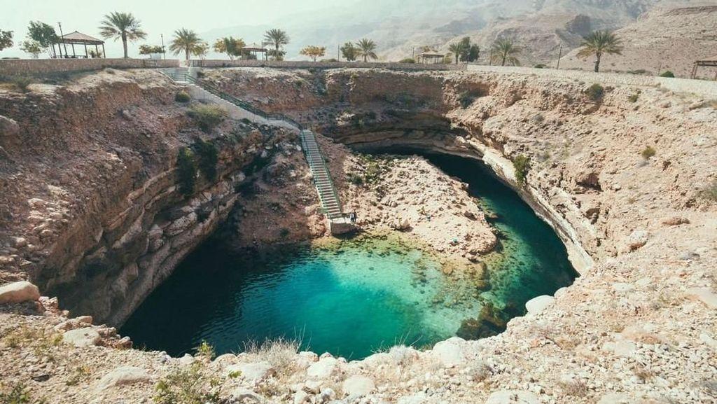 Inikah Sinkhole Tercantik yang Pernah Ada?