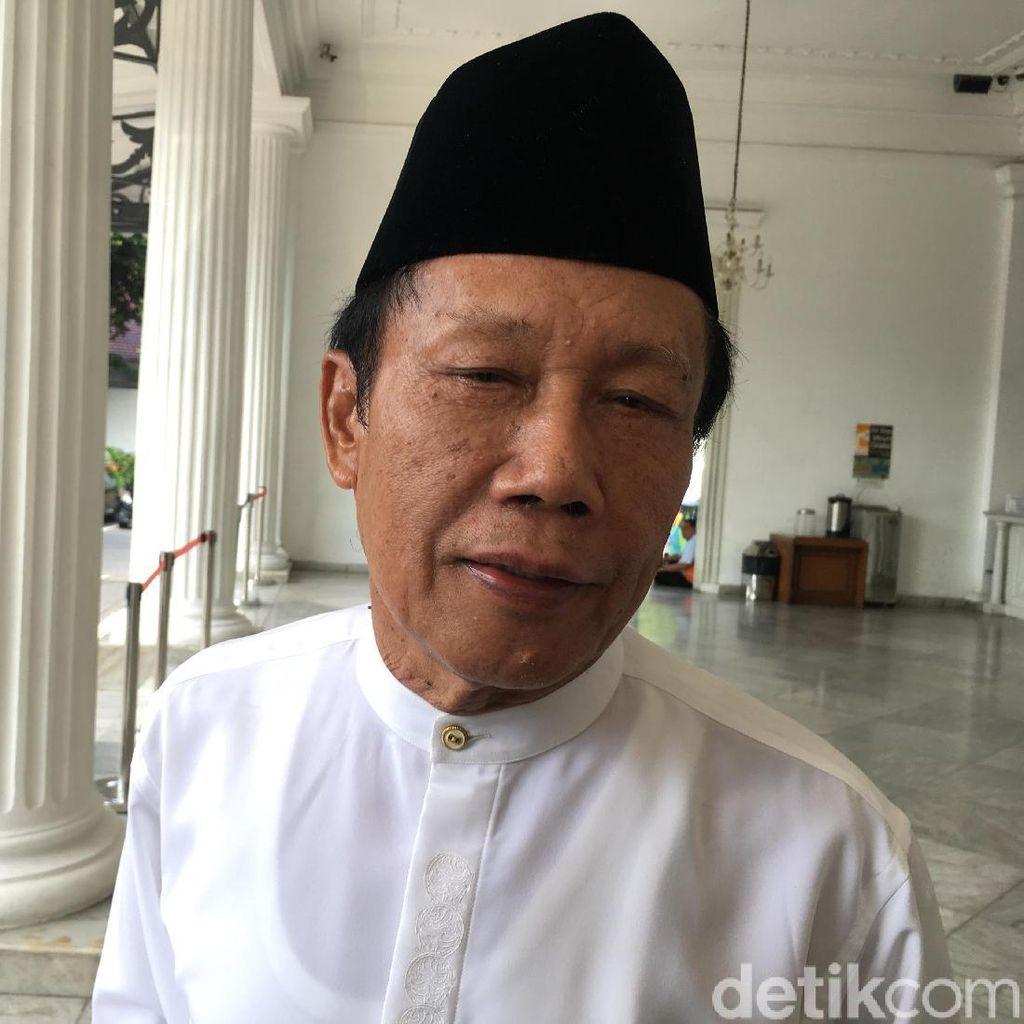 Tak Setuju Bekasi-Depok Gabung DKI, Sutiyoso Jelaskan Konsep Megapolitan