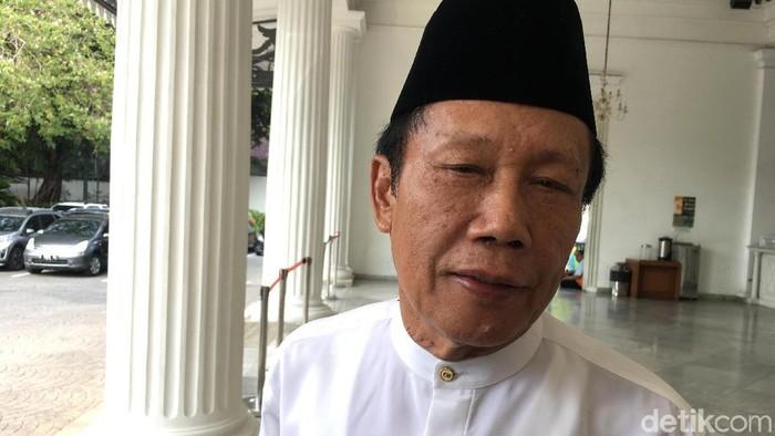Sutiyoso ke Balai Kota temui Anies Baswedan bahas Forum Gubernur