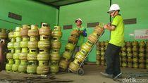 Pertamina Tambah Pasokan Elpiji Melon di Tulungagung-Blitar