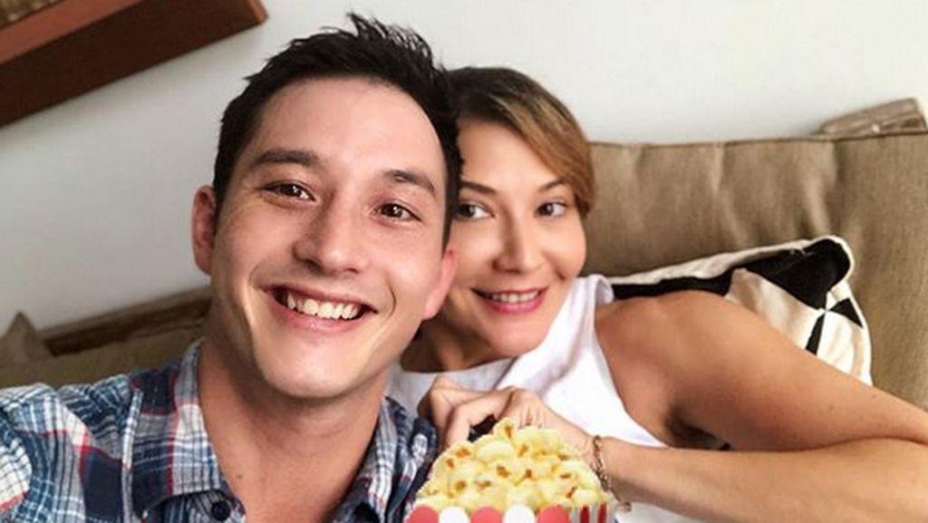 Persahabatan Tamara Bleszynski dan Mike Lewis Meski Sudah Bercerai