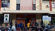 Besuk Tahanan Sambil Bawa Sabu di Deodoran, PNS Ditangkap Polisi