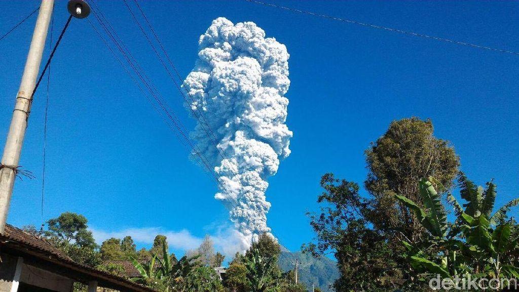 Gunung Merapi Meletus Freatik, Sektor Pariwisata Terdampak