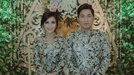 Selamat! Rizal Armada Resmi Menikah dengan Monica Imas