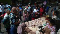 Harga Telur dan Daging Ayam di Cirebon Naik Jelang Ramadan