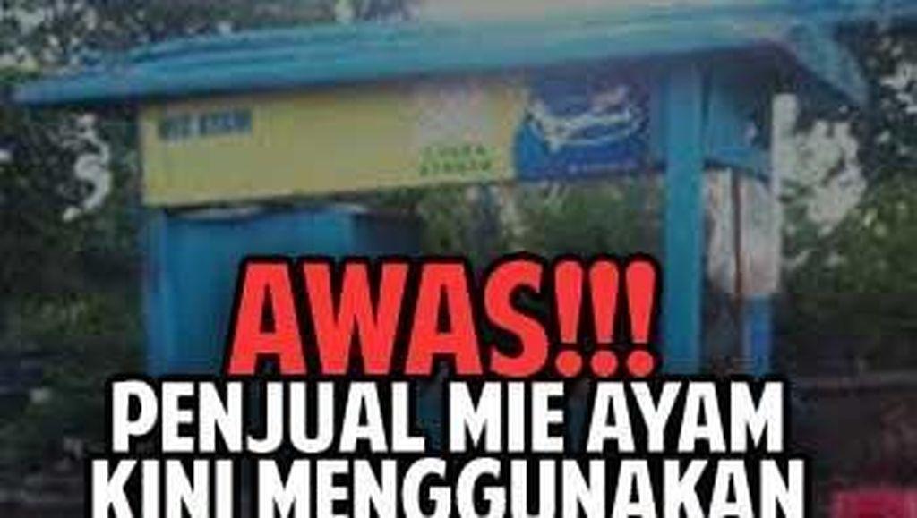 Penggemar Mie Coba Lihat 10 Meme Kocak Ini, Hati-hati Keselek!