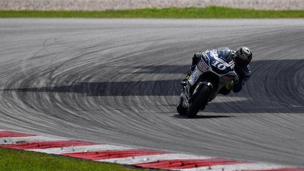Xavier Simeon salah satu pebalap yang belum mendapatkan poin di MotoGP 2018.
