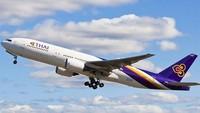 Maskapai Thai Airways Pun Bangkrut Akibat Corona