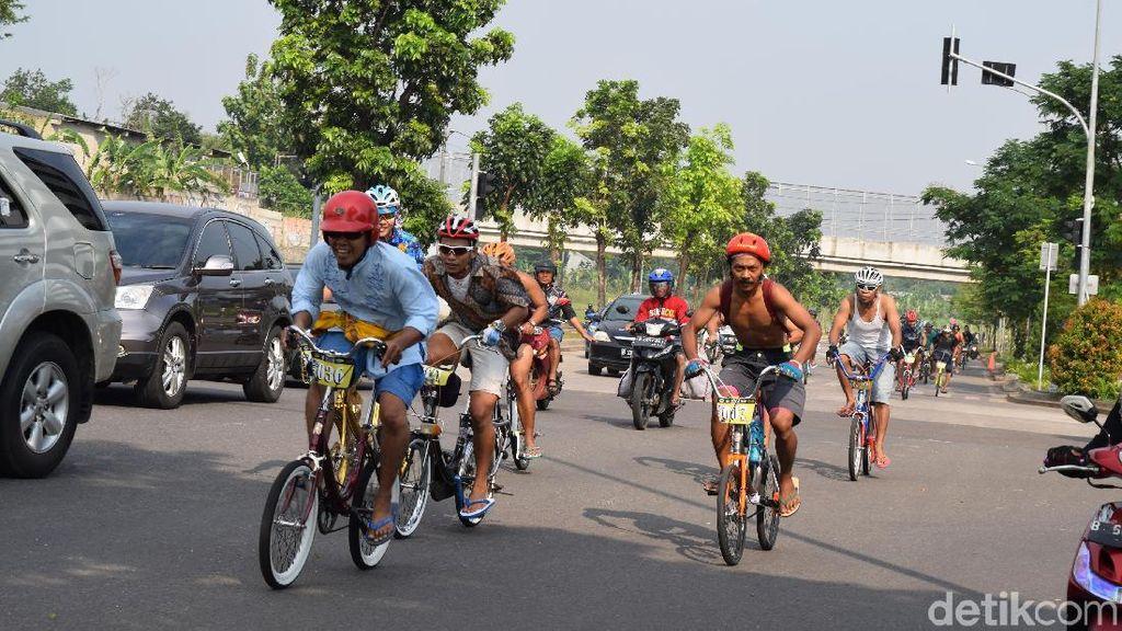 Bersepeda demi Badan dan Alam Semesta