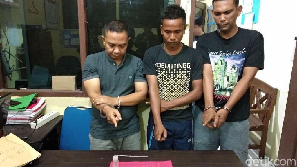 Asyik Nyabu, 3 Pegawai Pemkab di Riau Ditangkap