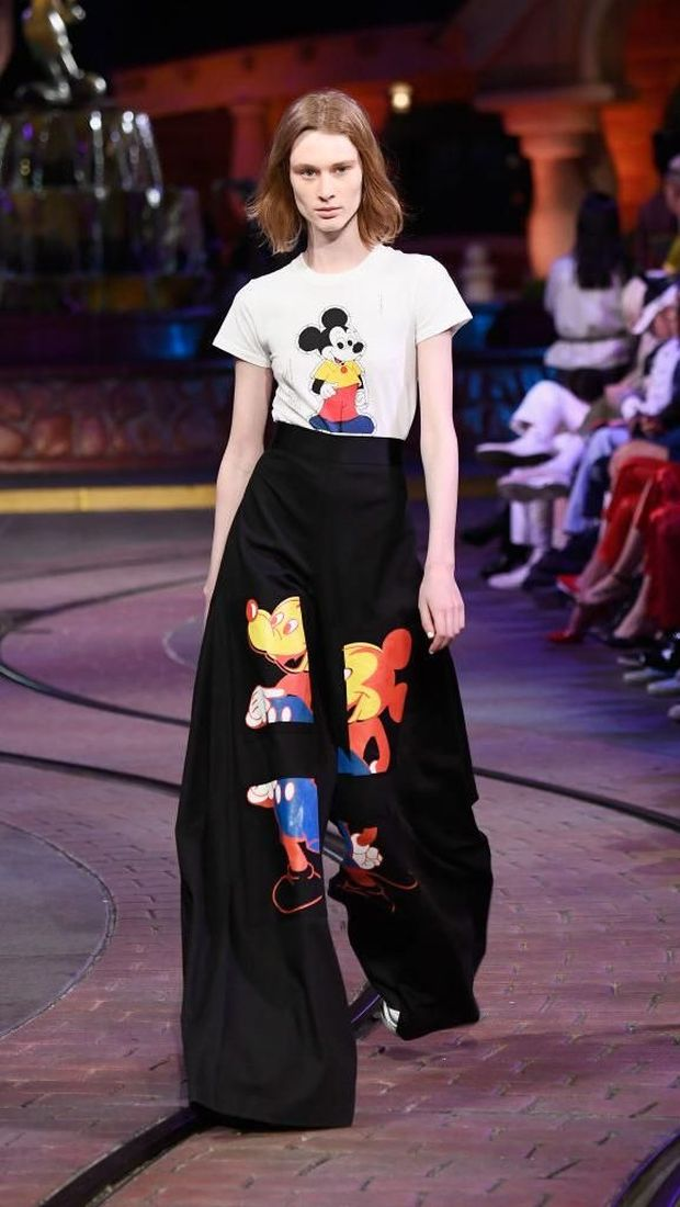 Koleksi kolaborasi Disney dan Opening Ceremony.