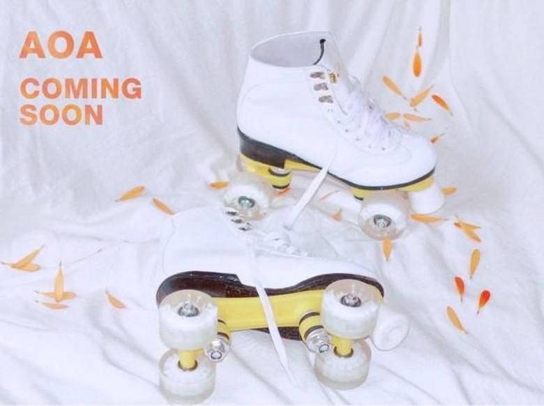 Siap-Siap! AOA Comeback 28 Mei