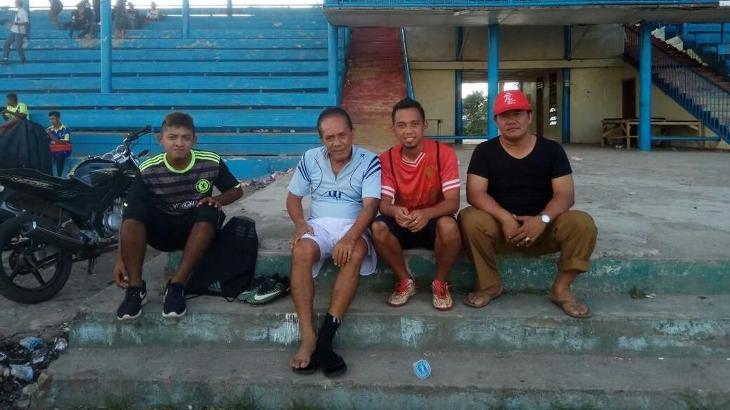 Zulkarnain Maradona Indonesia Lubis Sempat Main Catur Sebelum Meninggal