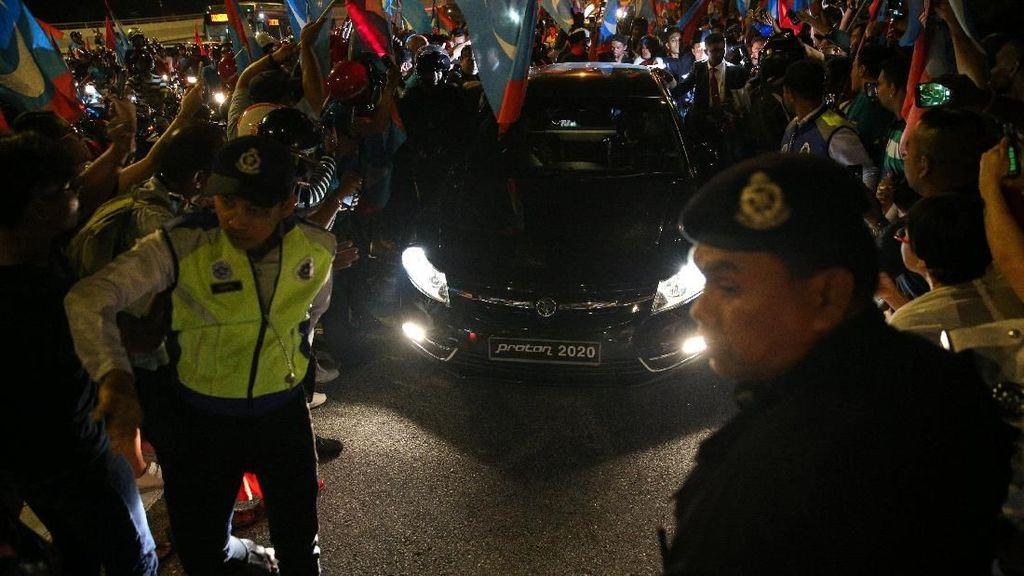 Mobil Bersahaja Mahathir Mohamad