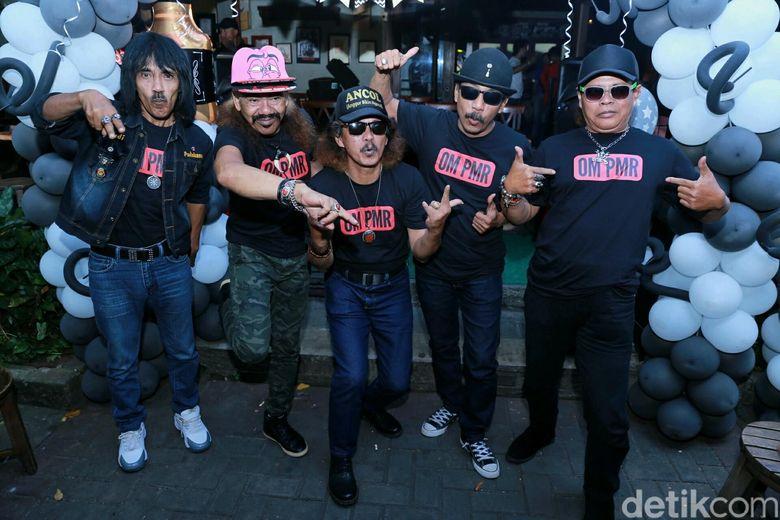 OM PMR saat ditemui di Camden Bar, Kebayoran Baru, Jakarta Selatan, Kamis (10/5). Foto: Ismail/detikHOT