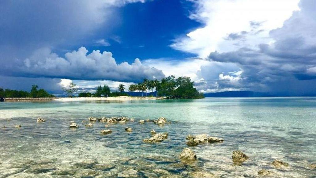 Pulau Cantik di Indonesia Itu Bernama Bokori