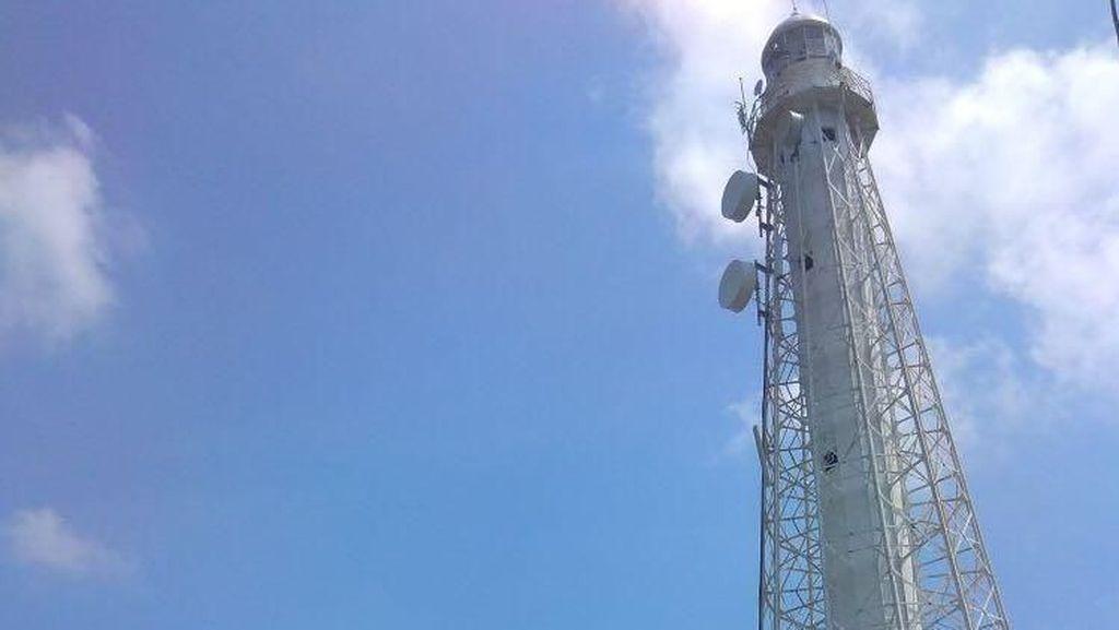 Telkomsel Bangun 4G LTE di Ujung Pulau Seribu