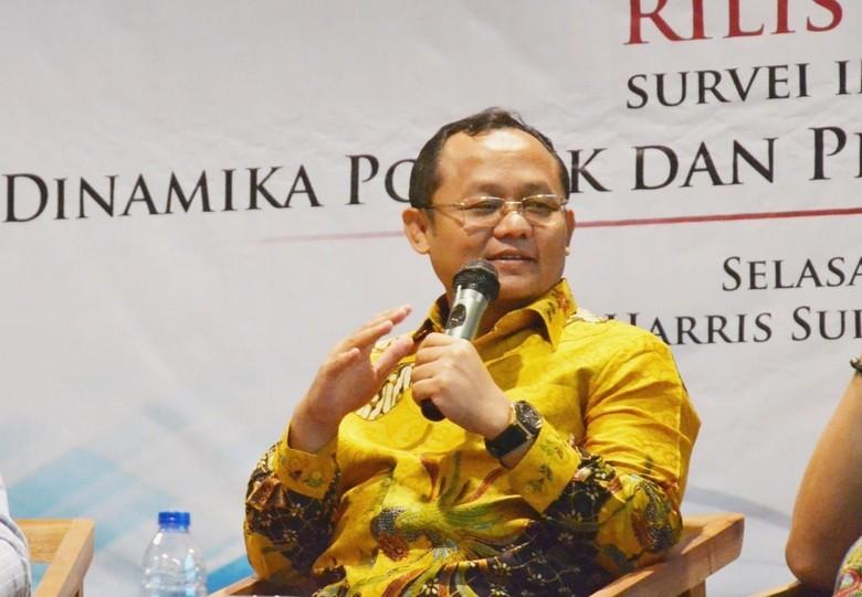 Angka Kemiskinan Terendah RI, Golkar: Ini Pembuktian Jokowi