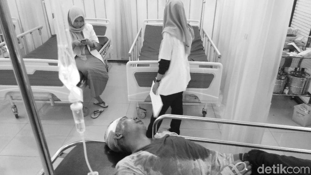 4 Pemuda Dianiaya Warga yang Resah Balap Liar di Makassar
